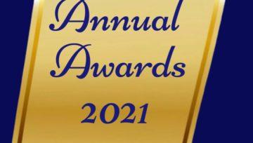 Annual Club Awards 2020-2021