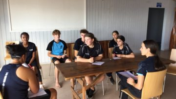 Our Community in the Club - from Waihi College